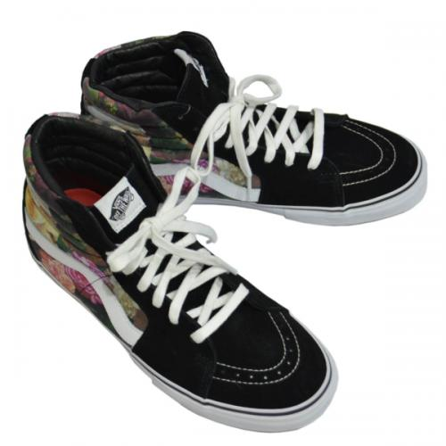 SUPREME シュプリーム × VANS バンズ SK8-HI PRO Power Corruption & Lies US9 R-38985
