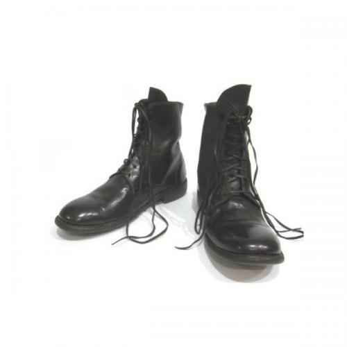 GUIDI グイディ レースアップブーツ BR-617