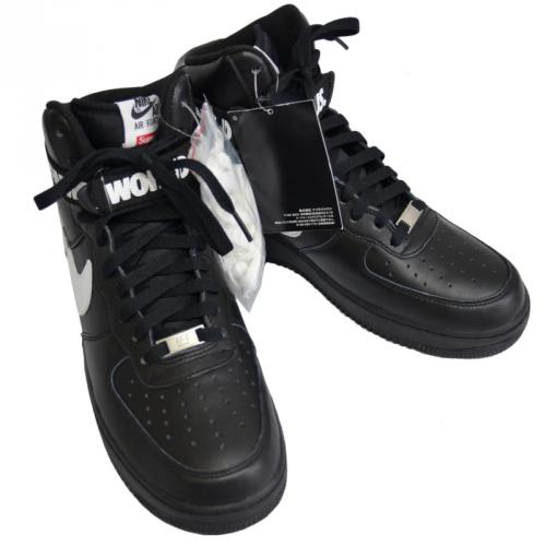 SUPREME シュプリーム ×NIKE AIR FORCE 1 HIGH SUPREME SP R2-132881