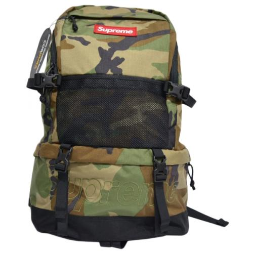 SUPREME シュプリーム 15AW Contour Backpack バックパック R2-149183