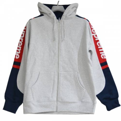 SUPREME シュプリーム Hooded Track Zip Up Sweat パーカー R2-155651