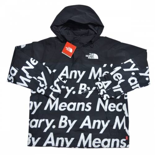 SUPREME シュプリーム × The North Face ザノースフェイス BY ANY MEANS MOUNTAIN PULLOVER プルオーバージャケット R2-166937