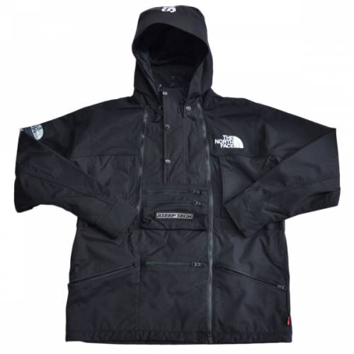 SUPREME シュプリーム × The North Face ザノースフェイス STEEP TECH RAIN SHELL Hooded Jacket ジャケット R2-169522