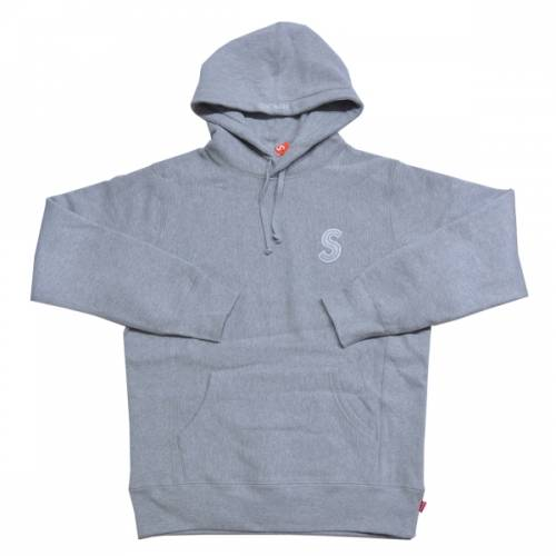 SUPREME シュプリーム 3M Reflective S Logo Hooded Sweatshirt Sロゴ パーカー  R2-170193