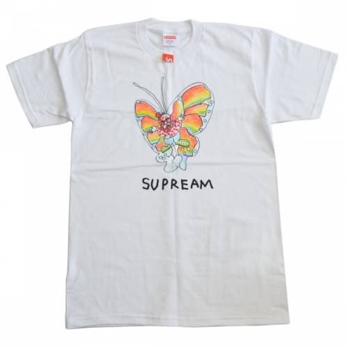 SUPREME シュプリーム Gonz Butterfly Tee Tシャツ R2-170875