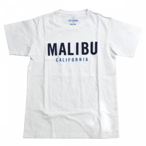 Ron Herman ロンハーマン HOLLYWOOD TO MALIBU Tシャツ R2-175473