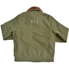 WTAPS ダブルタップス N-1 THE PARK・ING GINZA デッキジャケット R2-186352