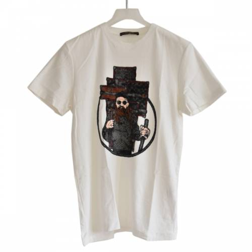 LOUIS VUITTON ルイヴィトン デザイン Tシャツ R2-193854