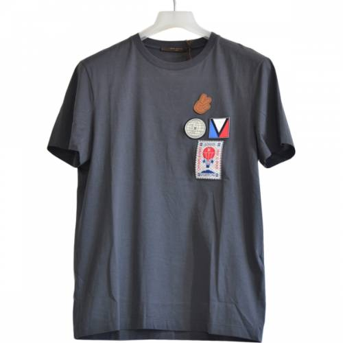 LOUIS VUITTON ルイヴィトン ワッペン Tシャツ R2-211828