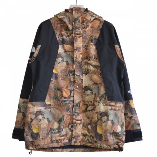 SUPRME シュプリーム × THE NORTH FACE ノースフェイス Leaves Mountain Light Jacket マウンテンパーカ R2-256246
