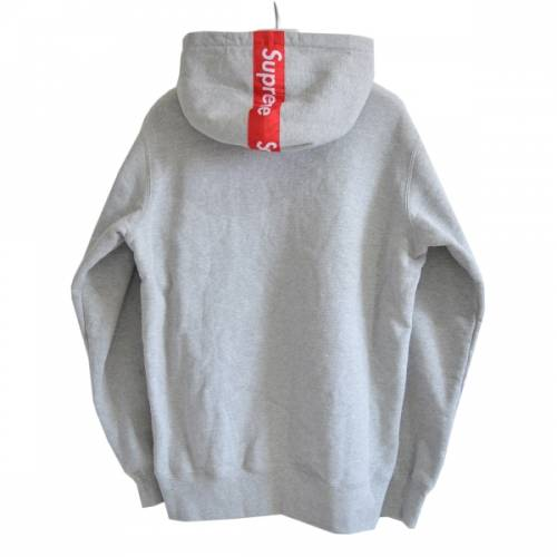 SUPREME シュプリーム Logo Tape Zip Up パーカー R2-258358