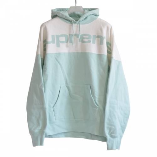 SUPREME シュプリーム Blocked Hooded Sweatshirt パーカー R2-258435