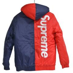 SUPREME シュプリーム 2-Tone Hooded Sideline Jacket R2-261922