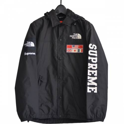 SUPREME シュプリーム THE NORTH FACE ノースフェイス Expedition Coaches Jacket R2-275672