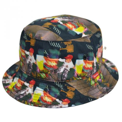 SUPREME シュプリーム × COMME des GARCONS コムデギャルソン Reversible Crusher Hat リバーシブルハット R2-83568