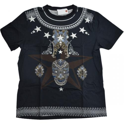 GIVENCHY ジバンシィ チェーンスタープリントTシャツ R2-91785