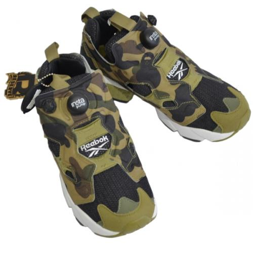 REEBOK リーボック × A BATHING APE × MITA SNEAKERS INSTA PUMP FURY OG R2-99808