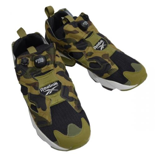 REEBOK リーボック × A BATHING APE × MITA SNEAKERS INSTA PUMP FURY OG R2-99811